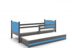BMS Group TAMI 200 двухместная детская кровать Польша