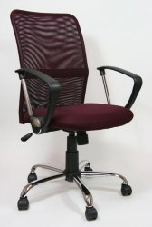 Armchair Apollo Bordo - BS - Office chairs - Furniture at WAREHOUSE