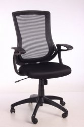 Office Armchair Esko Black - BS - Office chairs - Furniture at WAREHOUSE