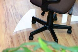 Office chairs - Сostly Transparent protective mat Sale Furniture