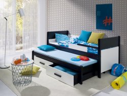 MEBLObed DANILO bērnu gultiņa Polija