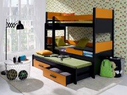 MEBLObed AUGUSTO bērnu gultiņa Polija