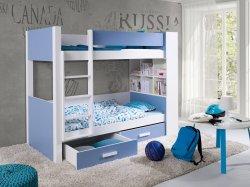 MEBLObed GASPAR bērnu gultiņa Polija