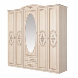 Cases 5-door - Novelts VASILISA СП-001-05 warderobe Sale Furniture