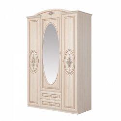 Skapji 3-durvju - Jaunumi VASILISA СП-001-03 skapis NoPirkt KurPirkt Mēbeles