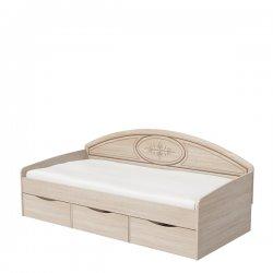 Спальные кровати русская классика Односпальные кровати ВАСИЛИСА СП-001-12 кровать