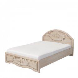 Полутороспальные кровати Спальные кровати русская классика ВАСИЛИСА К1-140 кровать