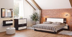 Декор квартир. БАРСЕЛОНА 1 спальня. Гарнититуры спальные