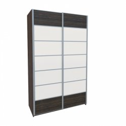 Wardrobes with sliding doors - Novelts Nicol МН-020-01 warderobe Sale Furniture