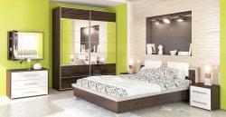Nicol 1 guļamistaba - Guļamistabas iekārtas  - Jaunumi - NoPirkt KurPirkt Mēbeles