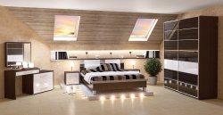 Nicol 2 guļamistaba - Guļamistabas iekārtas  - Jaunumi - NoPirkt KurPirkt Mēbeles