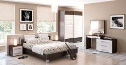 Nicol 3 guļamistaba - Guļamistabas iekārtas  - Jaunumi - NoPirkt KurPirkt Mēbeles