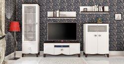 Тиффани секция - Секции Классика  - Новинки - Купить Мебель