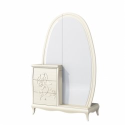 Astoria МН-218-10 chest of drawers with mirror - Dressers  - Novelts - Sale Furniture