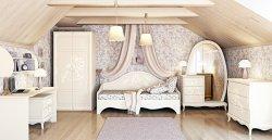 Астория комната принцессы. Немецкие секции для комнат. Комплекты молодежной