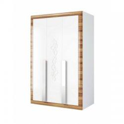 Шкафы 3-дверные. Лотос МН-116-03 шкаф. Спальные кровати русская классика