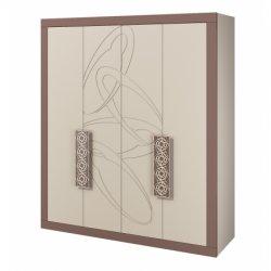 Cases 4-door - Novelts Ellipse МН-118-04 warderobe Sale Furniture