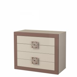 BY - Ellipse МН-118-11 chest of drawers - Belarus