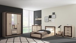 Bog Fran - Furniture Manufacturer Poland - Bedroom sets - Сostly Boss I bedroom