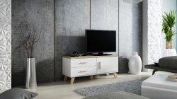 Lotta 1D2S TV skapītis - TV kumodes stendi  - Jaunumi - NoPirkt KurPirkt Mēbeles