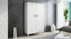 LOTTA шкаф - Шкафы 2-дверные  - Новинки - Купить Мебель