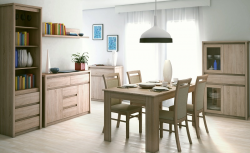 NORTON 3 dining room - Poland - Mebelbos - Dining furniture sets - Dining room furniture