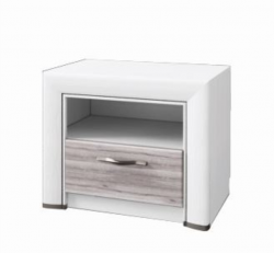 OLIVIA night stand 1s - Poland - Mebelbos - Nightstands - Bedroom