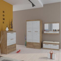 MAXIMUS 15 furniture set - Poland - MEBLOCROSS - Antechambers - Vestibules Wardrobes