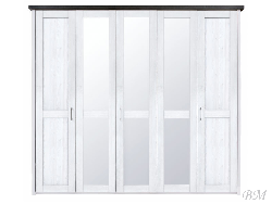 Cases 5-door - Novelts LUCA 5 doors cupboard SZF5D Sale Furniture