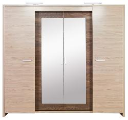 Bog Fran - Furniture Manufacturer Poland - Cases 4-door - Сostly SPA WARDEROBE