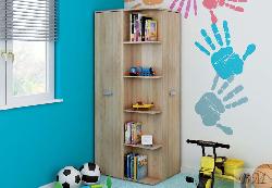 Шкаф в детскую в таллинне Шкафы угловые Угловой шкаф в детскую комнату
