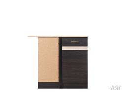 Кухни Столовые Угловй шкафчик JUNONA LINE - DNW/100/82 Купить Мебель