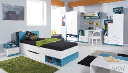 Delloro kids sumqayit. Kids room sets. Kids room MOBI C