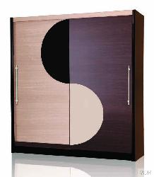 JOLA VI. Шкафы с раздвижными дверями. Шкаф купе беленый дуб венгефото