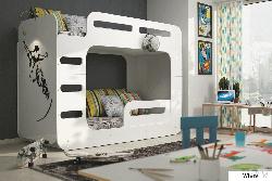 Кровати двухъярусные - MAX 2 двухэтажная детская кровать - детские кровати 2 х ярусные
