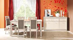 Bog Fran - Furniture Manufacturer Poland - Dining furniture sets - Cheap AXEL DINNING ROOM SET 2