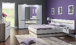 Bog Fran - Furniture Manufacturer Poland - Bedroom sets - Сostly LIONEL 4 bedroom