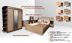 Гарнититуры спальные. RUNS спальня. Кухня шкафчики по отдельности