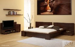 Lorenzo wejnert Wooden beds LORENZO bed