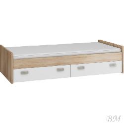 Кровати Кроватки Кровать KITTY KIT 04 Кровать подростковая с ящиками