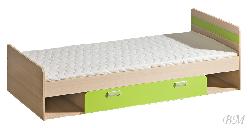 Кровати Кроватки Lorento L13 Детская кровать из ламината