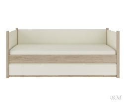 Simple gulta 80x200. Gultiņas Gultas. Mebelu lietotu