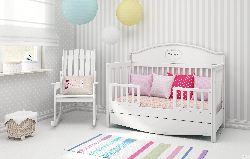 Cots for babies Dizayn detskay Good Night bed