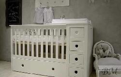 Кровать для новорожденых Кроватки для новорожденных Paso Doble кровать