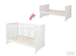 Кроватка детская производство польша. Кроватки для новорожденных. Marylou кровать 70*140