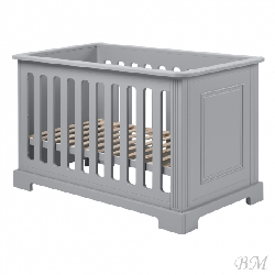 Ines gulta 60x120 - zīdaiņu gultiņas - Gultiņas zīdaiņiem