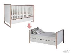 Диваны производство польша. Кроватки для новорожденных. Simple кровать 70x140