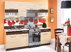 Bog Fran - Furniture Manufacturer Poland - Built in kitchens - Сostly MODENA 220 kitchen
