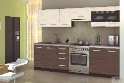 Модульные кухни из латвии Кухни встроенные AMANDA 2 кухня