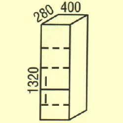 G-12 - Верхние шкафчики  - Новинки - Купить Мебель